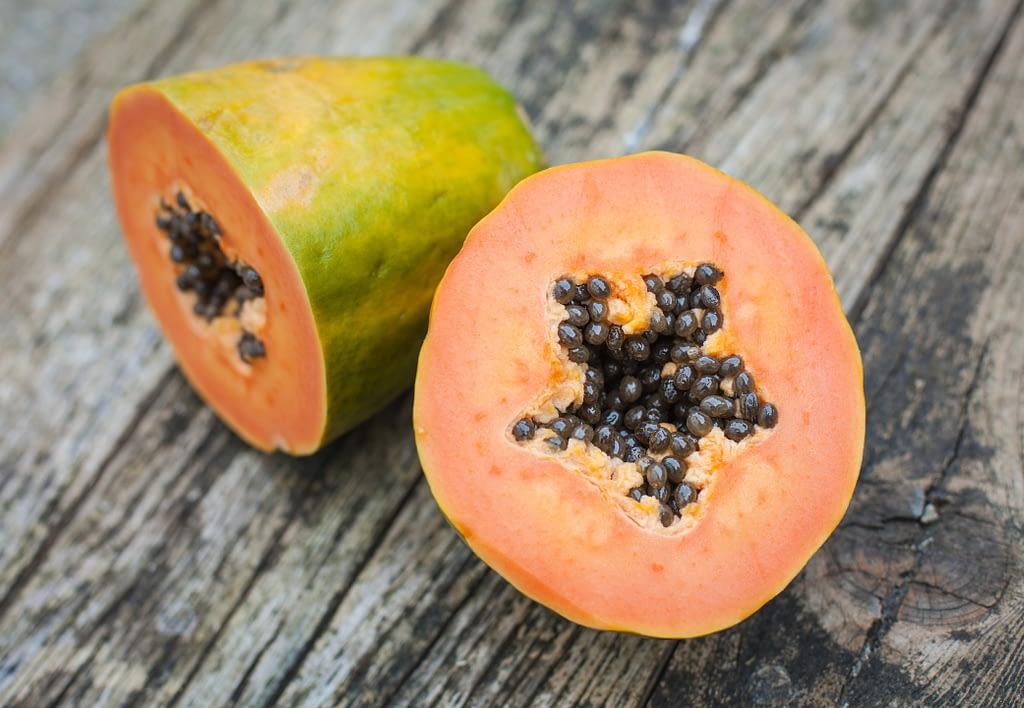 papaya fruit