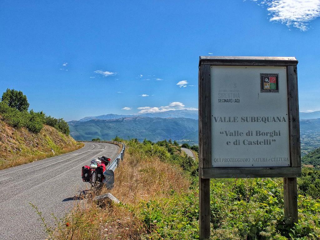 Ciclotour Abruzzo